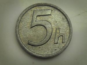 5h 1943 Slovenský štát