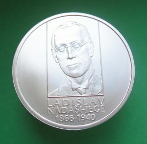 Ladislav Nádaši Jégé 10€ 2016