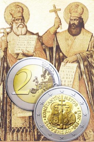 pamätné euromince