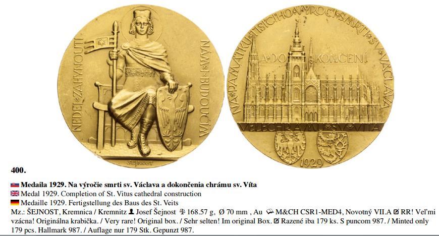 Chrám sv. Václava v Prahe 1929