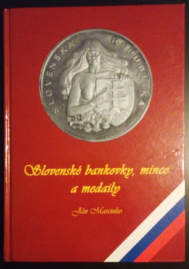Marcinko, Slovenské bankovky, mince a medaily, 2006